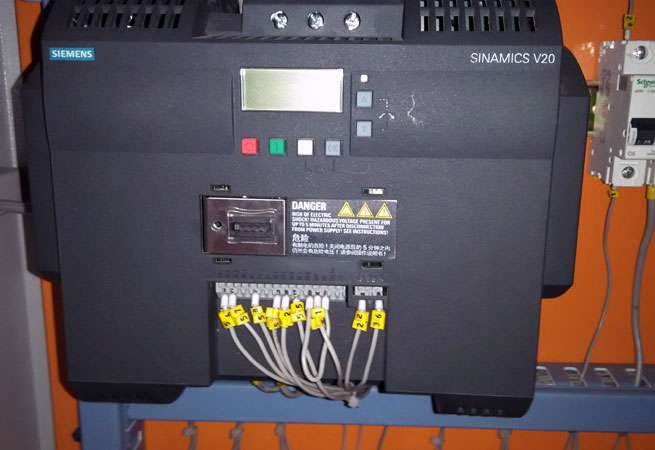 NC Plate Bending Machine controller