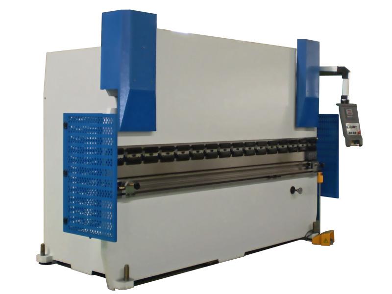 Sheet Bending Machine : Hydraulic press brake brakes