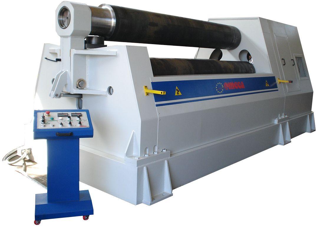 Sheet Bending Machine : Hydraulic plate bending machine sheet rolling